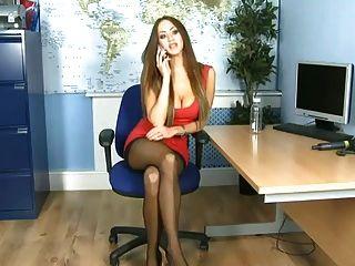 Webgirl Strümpfe \u0026 Beine nicht nackt