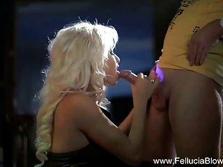 die erotische Kraft von fellatio