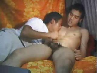 21 asiatische Jungs cum