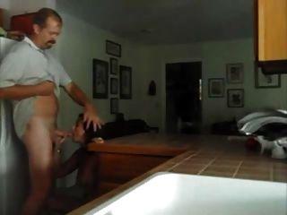 fucking meine milf in der küche