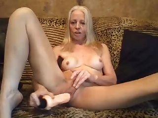 sexy granny liebt zu spielen