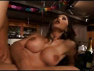 Neujahr Orgie