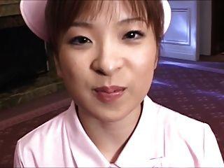japanische krankenschwester cumbrushing