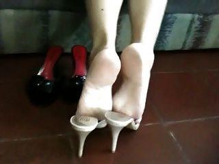 sexy Latina Füße 4