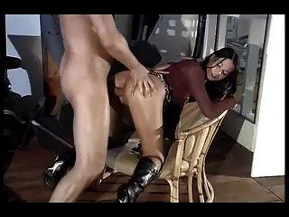 Deutsche Dame genießt es, diesen großen Schwanz zu reiten