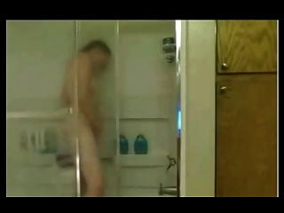 hottie duschen