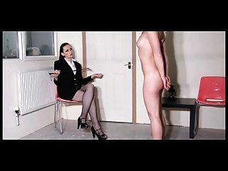 Englisch Slave Mädchen trainiert 4