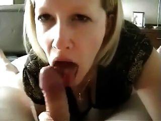 Amateur betrügen Frau bj während Mann bei der Arbeit