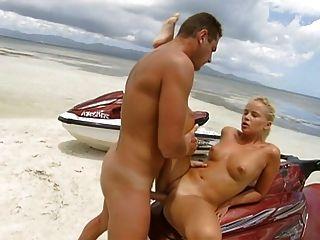 langsam 48 der ultimative Strandtraum (Frau)