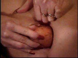 anal chic Gemüse