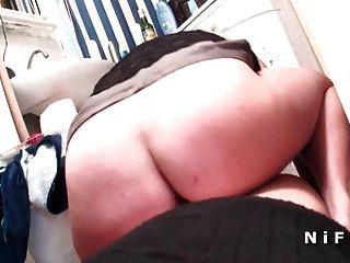 BBW bekommen dicke Pussy gefickt pov