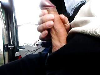 Blitz Dick im Bus
