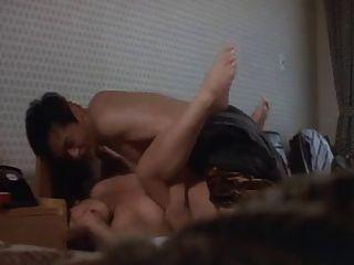 harter Skandal Sex Drifter 1980 (Dreier erotische Szene) mfm