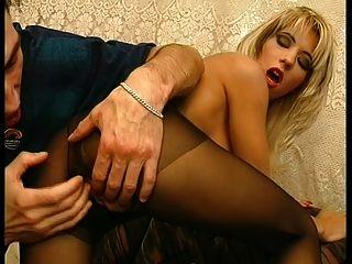 Deutsch Strumpfhose Sex