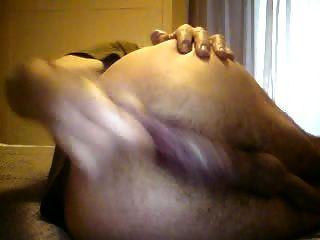 Aubergine in meinem Arsch 2