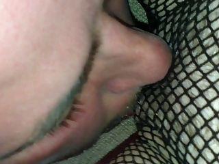 lecken Pussy und fucking meine britische MILF Frau zum Orgasmus