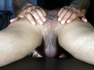 fuck meine riesige klaffende Arsch Pussy