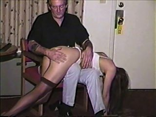 alte Spanking Clips 4