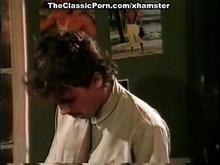 jamie summers, kim angeli, tom byron in der klassischen sex-szene