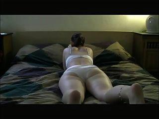 weiße panty farts