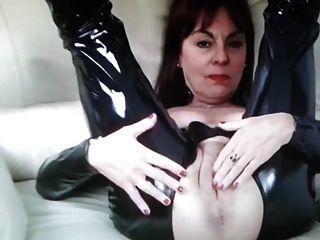 dänisch britt show pvc und pussy nr1