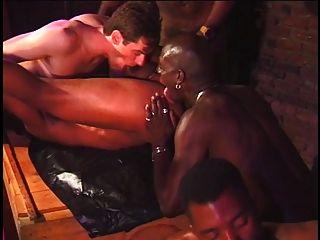 guy von schwarzen dudes gefickt