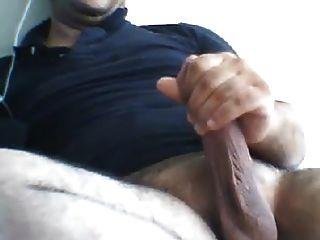 masturbierender türkischer bär han cums