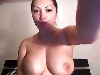 erstaunliche Masturbation mit Lutscher