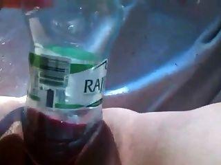 Flasche Pussy ficken
