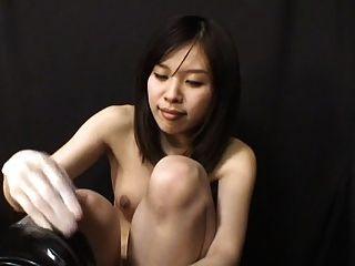 japanischer Latexcatsuit 35