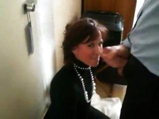 Cumming auf meine Sekretärin amateur