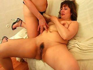 reife Mütter lieben viel Sperma! russischer Amateur!
