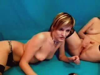 sexy Lesben essen einander Pussy