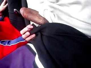 desi maly Mädchen saugen fuking im Auto
