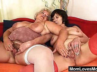 unhaven amateur mammas erstmal lesbisch