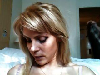 Amateur Blond Sekretärin ficken und saugen