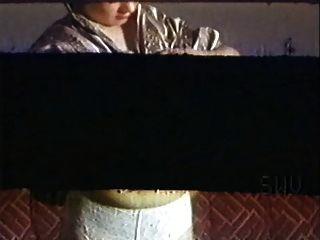 Frau Vintage Strümpfe Striptease Musik Video