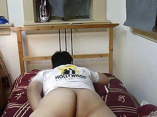 eine heiße Sensation auf dem Bett ....