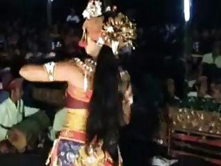 bali alten erotischen sexy tanz 6