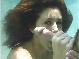 miss isabella sopran gibt unterwasser bj