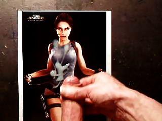 Tribut Lara Croft