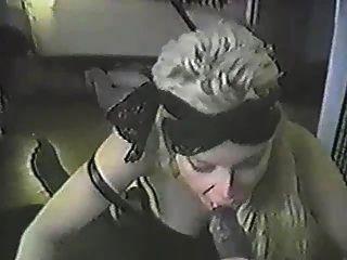 betrügen blonde Schlampe 4 schwarz