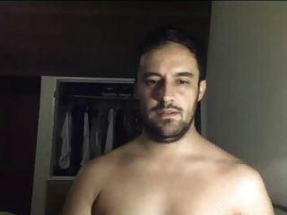 hot sexy latino guy wird nackt auf cam