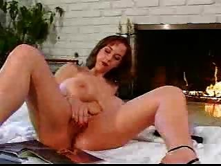 Frau und Sexspielzeug