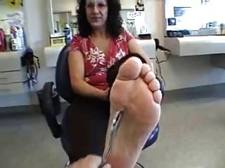 Latina Füße