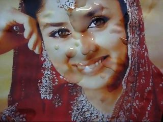 Gman Cum auf Gesicht von Bollywood Star Kareena Kapoor (Tribut)