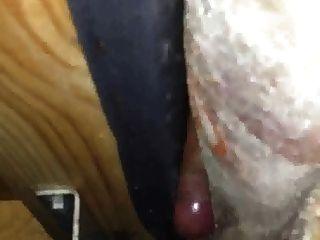 fucking und cum zwischen dem Sofa