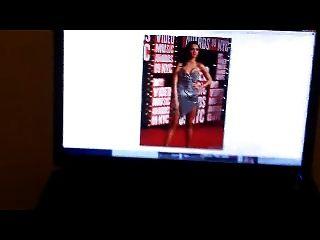 Wichsen \u0026 Cumming auf katy Perry # 2