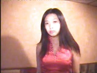 schönes chinesisches Mädchen