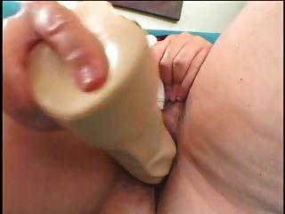 Fett reifen masturbieren und will echten Schwanz